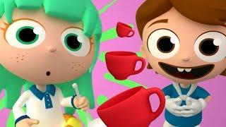 Nonton Soy Una Taza - Paco El Marinero | El Reino Infantil Film Subtitle Indonesia Streaming Movie Download