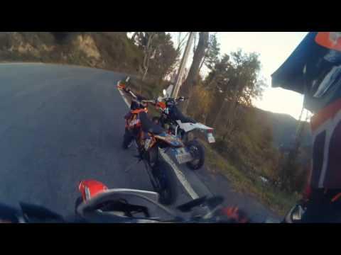 Primo Video SBR TEAM [HONDA Cr125- HUSQVARNA sms 125 - KTM exc 125 - YAMAHA Wr 125 x]