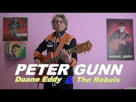 PETER GUNN (Duane Eddy & The Rebels) видео