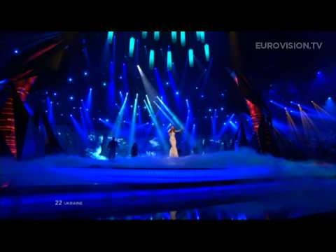 eurovision - Powered by http://www.eurovision.tv Ukraine: Zlata Ognevich - Gravity live at the Eurovision Song Contest 2013 Grand Final.