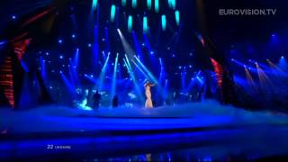 Download Lagu Zlata Ognevich - Gravity (Ukraine) - LIVE - 2013 Grand Final Mp3