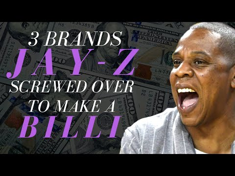 3 Brands Jay-Z Screwed Over to Make a Billi