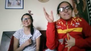 RETO #1 Si Cantas Pierdes - KAREN SANTANA Y TIFANY QUINTERO Video