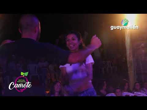 Junto a miles de personas, Guaymallén celebró el camote, la cultura y la tradición