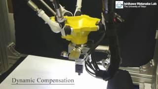 ロボットが加工対象を見て、アーム先端を微調整−東大が開発(動画あり)