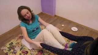Видеорассказ о тайском йога-массаже
