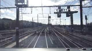 Villeneuve-Saint-Georges France  city images : Trajet Paris Gare lyon - Villeneuve Saint Georges en Z 20500 du RER D.