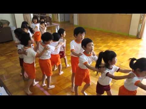 はちまん保育園動画NEWS:豊小学校1年生と交流