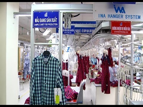 Dệt may Việt Nam cần chiếm lĩnh thị trường nội địa