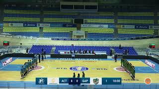 Запись матча- Национальная лига: «Астана» vs «Барсы Атырау» (1-й матч)