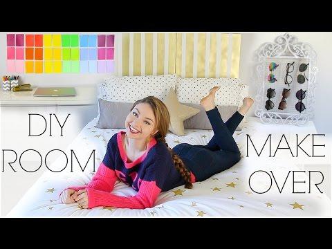 0 DIY Room Makeover: Organization + Decor!