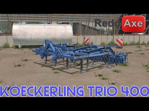 Kockerling Trio 400 v1.0