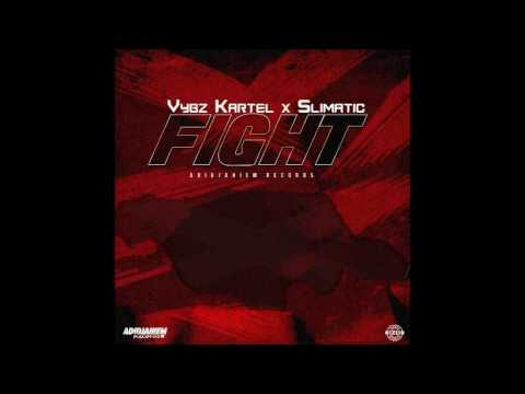 Vybz Kartel - Fight (Official Audio) ft. Slimatic