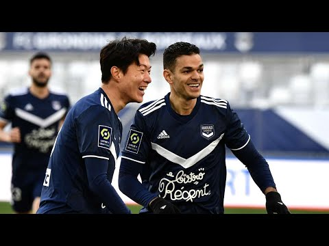 Bordeaux vs Angers 2 1 / All goals and highlights / 24.01.2021 / France Ligue 1 / League One / PES
