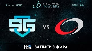 SG-eSports vs compLexity, Perfect World Minor, game 2 [V1lat, Adekvat]