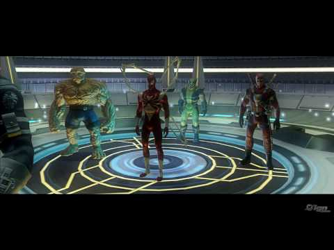 marvel ultimate alliance 2 xbox 360 part 1