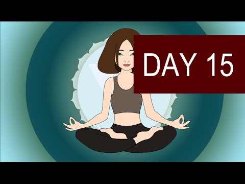 Throat Chakra Meditation to Overcome Shyness – Day 15