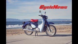 10. 2019 Honda C125 Super Cub Review - Cycle News