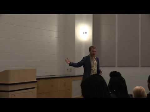 USM Speaker Series: Ben Rawlence Speaker Sept. 13, 2016