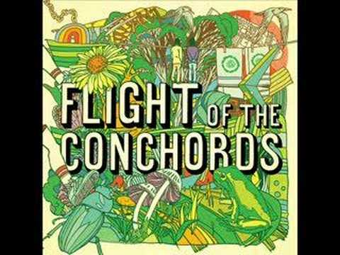 Video de Robots de Flight of the Conchords
