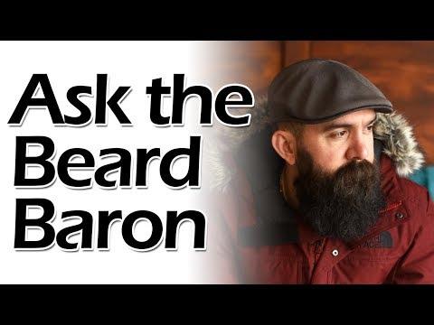 Moustache - Ask the Beard Baron Ep. 5