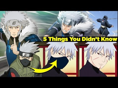 5 Things You Didn't Know About Tobirama Senju The Second Hokage In Naruto & Boruto