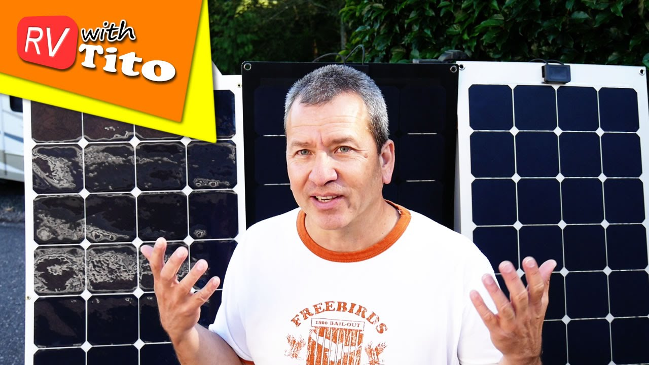 Flexible Solar Panels – What To Look For