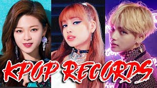 Video THE ACTUALLY KPOP RECORDS OF ALL TIME MP3, 3GP, MP4, WEBM, AVI, FLV Juni 2019