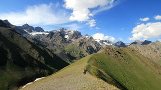 2 weeks snow leopard conservation volunteering in Kyrgyzstan's amazing mountains Tien Shan. And don't miss our funny chilly...