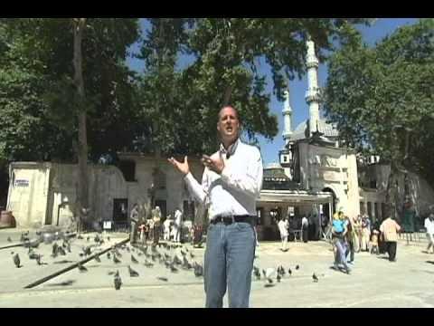 Pierre Loti Hügel in Istanbul Turkey