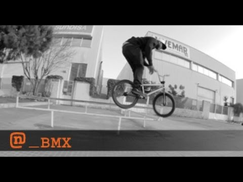 Nigel Sylvester   Get Sylvester: BMX In Barcelona | Video by 13th Witness & Harrison Boyce