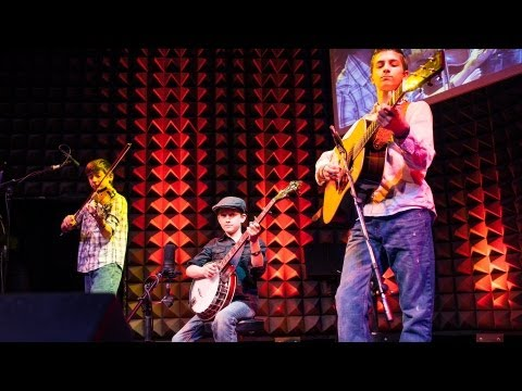 Bluegrass - Brothers Jonny, Robbie and Tommy Mizzone are The Sleepy Man Banjo Boys, a trio of virtuoso bluegrass musicians who play with dazzling vivacity. Did we mentio...