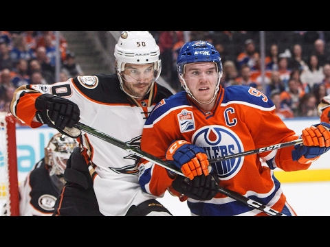 Video: Oilers face a tough challenge against physical Ducks