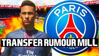 ► 500 LIKES? FOR NEYMAR SIGNS FOR PSG! FIFA 17: TRANSFER RUMOUR MILL: CAREER MODE? ► Support me on Patreon - https://www.patreon.com/Simpzy ► Cheap Games G2A...
