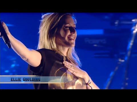Ellie Goulding - Love Me Like You Do (Hangout Festival Live 2016)