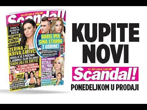 SCANDAL! Haris ima vanbračnog sina od tri godine! Milica Todorović ostala bez para i bez stana!