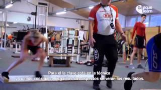 Iñigo Vidondo Patinaje hielo, Inzell, Basque Team