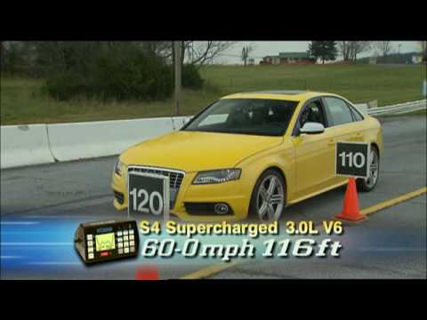 MotorWeek Road Test: 2010 Audi S4