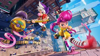 Ninjala Teaser Trailer by GameTrailers