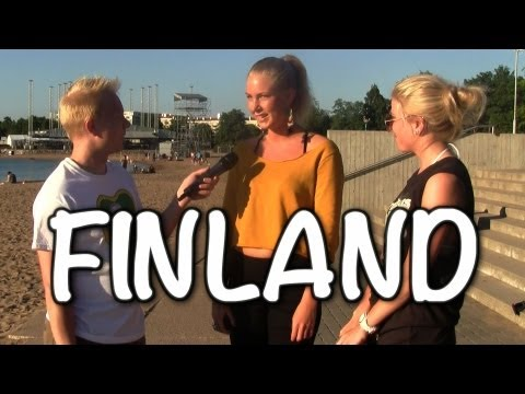 Finland - A visit to Helsinki - Hietaniemi Beach, Suomenlinna & Sauna Arla! SUBSCRIBE: http://bit.ly/S9N4TS Watch Part 2: http://www.youtube.com/watch?v=nhMO1MebaD8 Th...