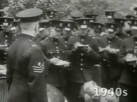 Policing WW2 with Special Constables (1940s)