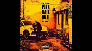 Yo Gotti Ft Lil Baby - Put A Date On It Instrumental(with Hook)