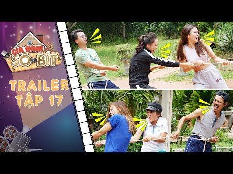 Gia đình sô - bít|Trailer tập 17: Cả nhà hào hứng tham gia cuộc thi hội thao để giành kỷ vật giá trị - Thời lượng: 70 giây.