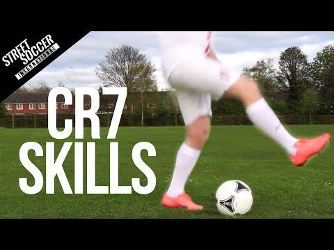 Cristiano Ronaldo Euro 2012 Skills