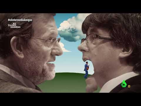 'Amigos para siempre', el videoclip sobre la amistad de España y Cataluña | El Intermedio