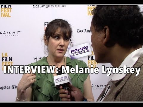 My #LAFF2017 Red Carpet Interview with Melanie Lynskey   'AND THEN I GO'