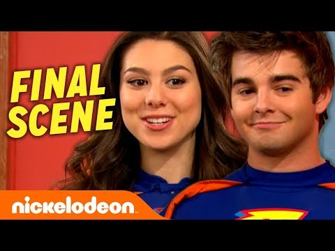 The Thundermans Say Goodbye 😢 'The Thunder Games' Series Finale Last Scene | Nick