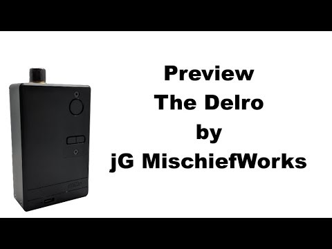 Preview - The Delro by jG MischiefWorks