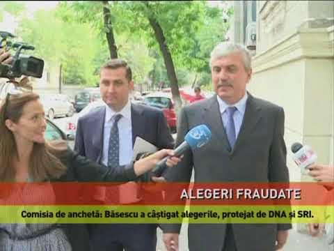 Comisia privind alegerile susţine că scrutinul a fost fraudat de Băsescu şi Boc