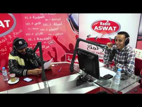 خفة ظل الكوميدي عبدو الشامي مع سفيان سميع في برنامج طوب كرونو على أصوات